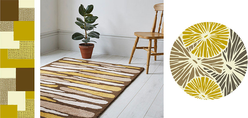 xmas-luxurious-gold-rugs