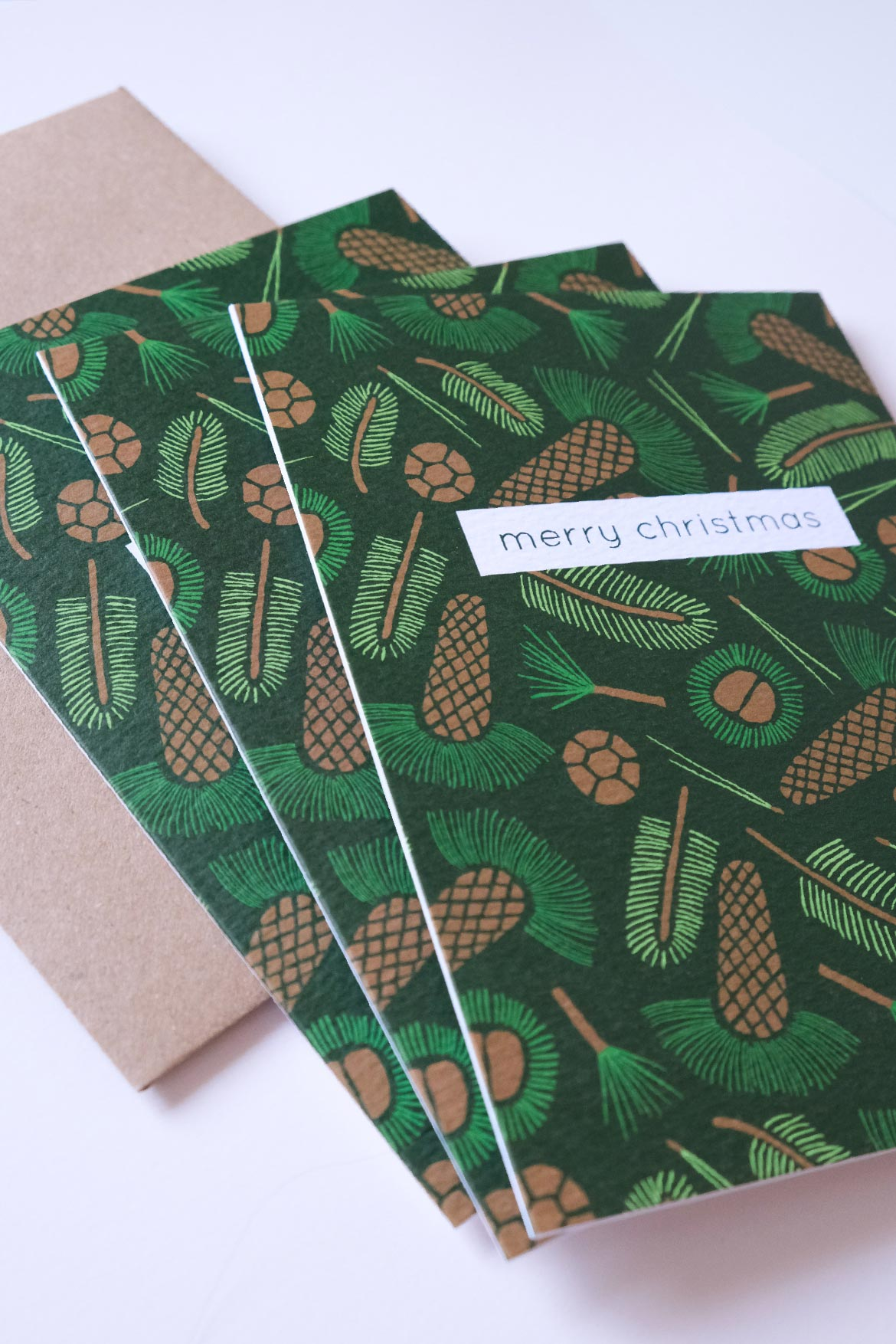 high quality christmas greeting cards from Studio Element